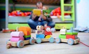 Ranger peluches, puzzle et autres bibelots? Un jeu d'enfant!