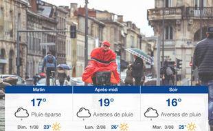 Météo Bordeaux: Prévisions du samedi 31 juillet 2021