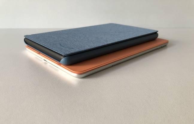 Fire 7 versus iPad Mini... une question de format, de technique, et de prix.
