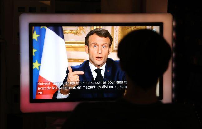 Coronavirus : Emmanuel Macron annonce le report du second tour des élections municipales