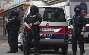 Deux Suisses arrêtés près de Zurich, après l'attaque terroriste à Vienne.