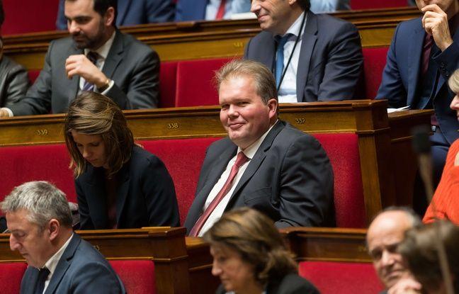 Jean-Baptiste Moreau à l'Assemblée.