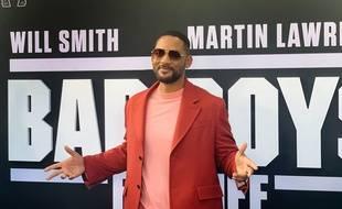 Will Smith à Miami le 12 janvier 2020.