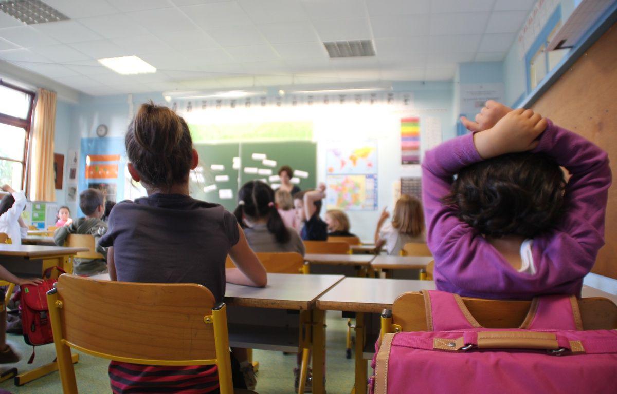 En Bretagne, plus de 40% des élèves sont scolarisés dans le privé. Illustration avec l'école Marcel Pagnol à Rennes. – C. Allain / APEI / 20 Minutes