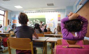En Bretagne, plus de 40% des élèves sont scolarisés dans le privé. Illustration avec l'école Marcel Pagnol à Rennes.