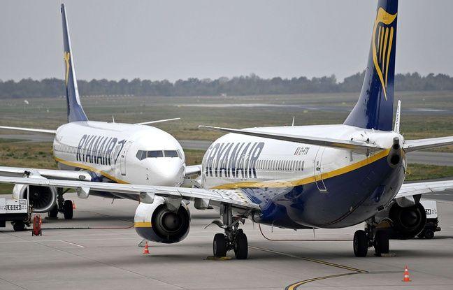 Ryanair : Des pilotes britanniques votent plusieurs jours de grève en août et septembre