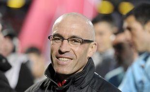 Landry Chauvin va retrouver un club qu'il connaît bien, pour y avoir officié entre 1992 et 2007.