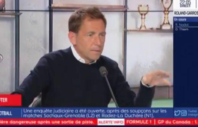 «Affaire Neymar»: Daniel Riolo et Jérôme Rothen reviennent lundi sur RMC