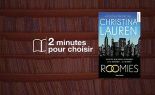 «Roomies » par Christina Laurenchez Hugo Roman (400 p., 17€).