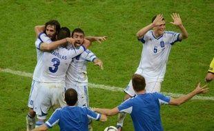 Le groupe A a livré son verdict samedi en envoyant en quarts de finale la République Tchèque et la Grèce, respectivement vainqueurs 1-0 de la Pologne, le co-organisateur de cet Euro-2012, et de la Russie.