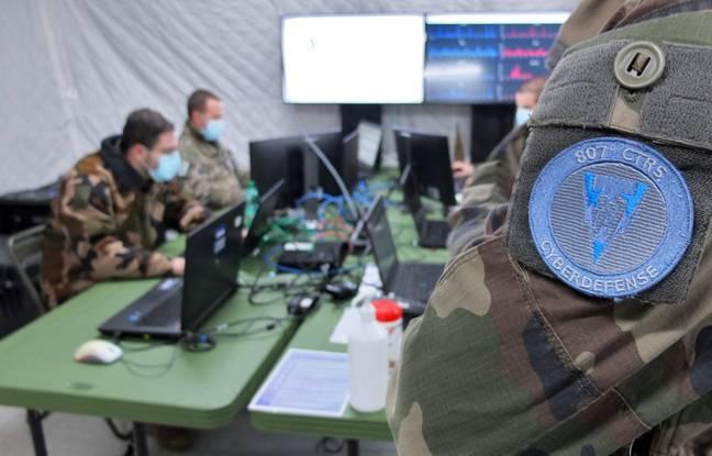 L'unité «cyber» du CRR FR basé à Lille.