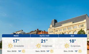 Météo Clermont-Ferrand: Prévisions du jeudi 28 mai 2020