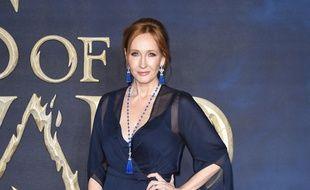 L'écrivaine J.K. Rowling
