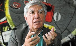 «Je ne me souviens pas avoir vu autant de chantiers en même temps», confie le futur président Gilles Retière.
