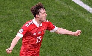 Mirantchouk a ouvert le score pour les Russes.