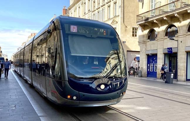 Bordeaux: Attention à l'interruption de circulation sur la ligne A du tram pendant les vacances