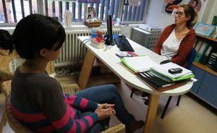 Une consultation au planning familial de Lille