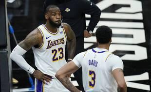 LeBron James et Anthony Davis ne disputeront pas les Jeux olympiques de Tokyo.