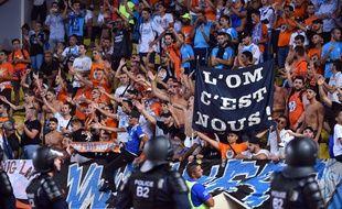 En 2017, le déplacement avait été agité lors de la défaite 6-1 de Marseille à Monaco.