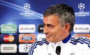 Jose Mourinho, le 21 février 2011