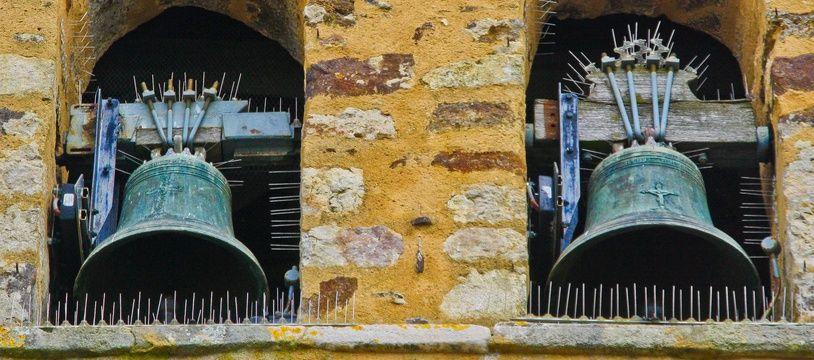 Deux nouvelles cloches ont été volées dans le Var. (Illustration).