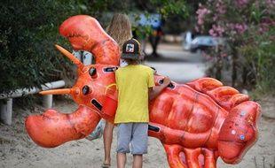 En vacances, la bouée homard peut aussi provoquer des angoisses, mais ce n'est pas le sujet de cet article.
