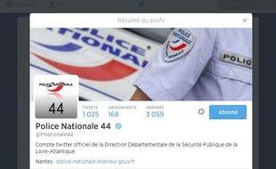 L humour, la «marque de fabrique du compte Twitter de la police ... bb17c3415a0e