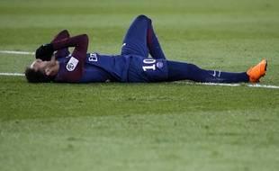 Troyes-PSG: Neymar «a regardé le match en direct» de l\'hôpital après ...