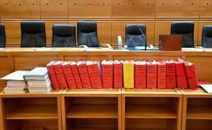 Au tribunal d'Aix-en-Provence. (illustration)