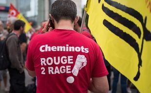 Le 22 mars est la première date de la grève perlée des cheminots