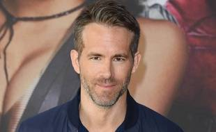 L'acteur Ryan Reynolds