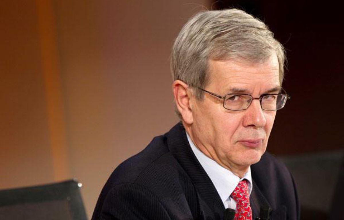 Philippe Varin, président du directoire du groupe PSA Peugeot Citroën – PRM/SIPA