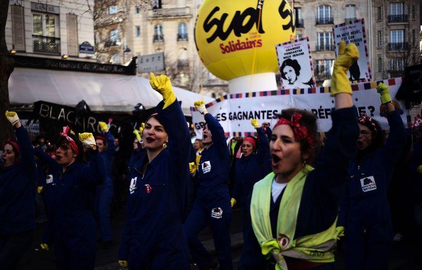 Retraites : nouvelle journée de mobilisation partout en France, à la recherche d'un second souffle
