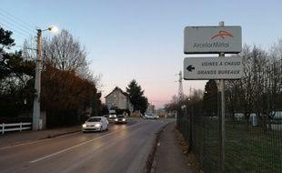 Florange est connu pour l'implantation du sidérurgiste Arcelor Mittal.