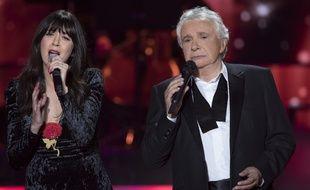 Nolwenn Leroy fête «Le dernier show» de Michel Sardou sur France 2