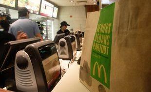 Ils braquent un McDonald's dans lequel est venu manger le GIGN (Illustration)