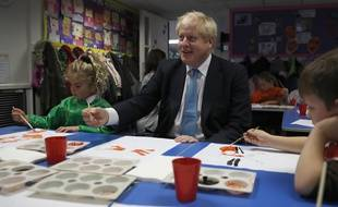 Boris Johnson tente de négocier un goûter supplémentaire.