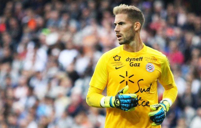 Ligue 1: Benjamin Lecomte, le gardien de Montpellier, de plus en plus près de l'équipe de France?