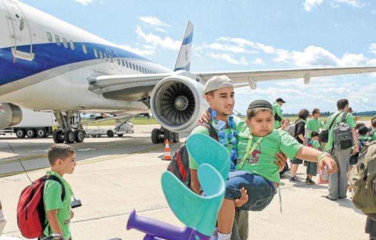 Certains enfants sont très gravement malades et seront opérés à leur retour. –  g. varela/20minutes