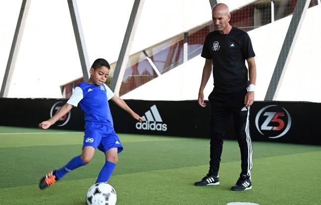 Zinédine Zidane coach de Marseille? C'est le rêve de Mourad Boudjellal, mais ce n'est «pas crédible»