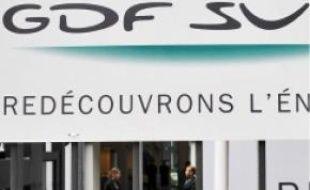 Un tiers des foyers français se fournit en gaz et en électricité chez GDF Suez.