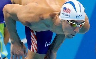 Michael Phelps à Rio