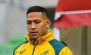 Israel Folau conteste la résiliation de son contrat avec la Fédération australienne de rugby.