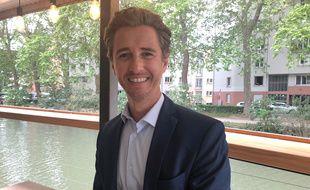 Vincent Terrail-Noves est candidat aux régionales en Occitanie, soutenu par LREM.