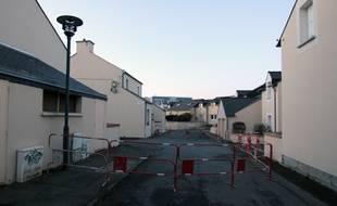 Le quartier de Cleunay voit certaines rues barrées après des alertes émises par le tunnelier creusant la seconde ligne de métro.