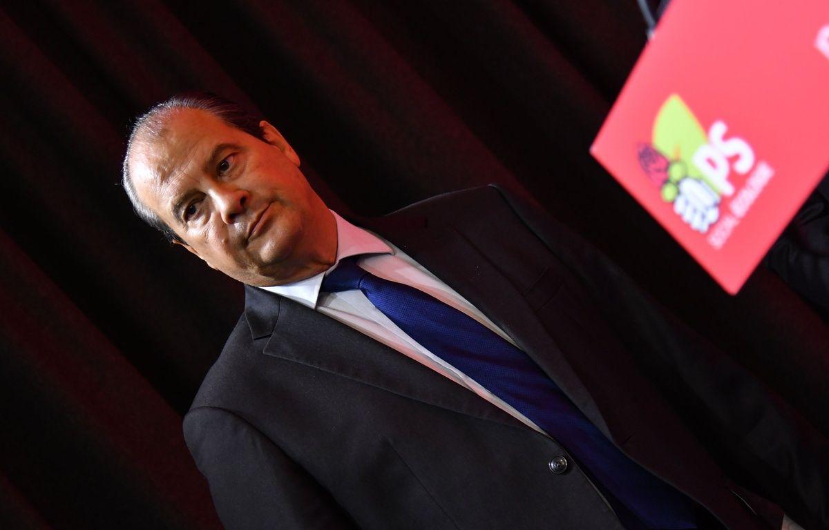 Jean-Christophe Cambadélis, Premier secrétaire du PS.  –  Lionel Urman/SIPA