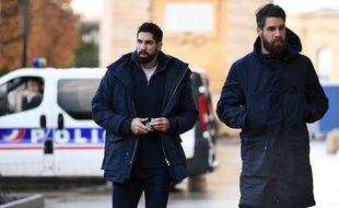 Les frères Karabatic ont été suspendu dans le cadre de l'affaire des paris truqués.