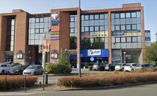 Le magasin Top Office, à Villeneuve d'Ascq.