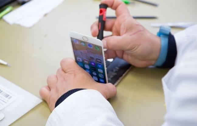 Les smartphone Apple et Samsung sont les plus convoités.