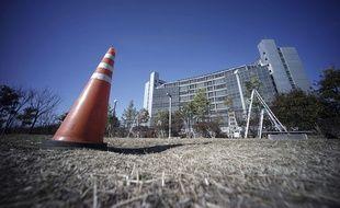 La prison où est détenu Carlos Ghosn à Tokyo.